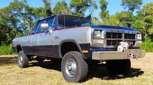 1992 Dodge W250 Le Cummins Turbo Diesel, Only 86k Original Miles ...