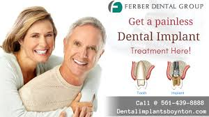 Whether you need one tooth or multiple teeth replaced Boynton