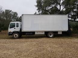100 24 Ft Box Trucks For Sale Class 4 Class 5 Class 6 Medium Duty Truck Straight