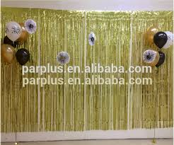Foil Fringe Curtain Singapore by Metallic Foil Curtain Metallic Foil Curtain Suppliers And