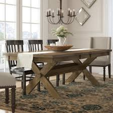 Gracie Oaks Poe Cross-buck Extendable Dining Table & Reviews | Wayfair Available Now Kartell Masters Chair Heals Ding Tables Chairs Keenerschultz Mesh Top 42 Umbrella Table Woodard Fniture Wild White Oak Oliveto Ez Living Coffee Walker Edison Shop Rowyn Wood Extendable Set By Inspire Q Artisan Aida Ivory And Gold Esf Cart Amazoncom Hlandale Outdoor Cast Alinum Room Mor For Less Center Flaybern Brown Counter Height W4 Bar Stools Gracie Oaks Poe Crossbuck Reviews Wayfair