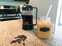 Vietnamese Iced Coffee Starbucks Terrific French Press How To Make Cold Brew Like