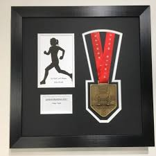 Medal Framing London Marathon 2017 Display Frame