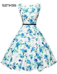 compare prices on 50s style rockabilly dresses online shopping