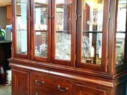 Used China Cabinet For Sale Dining Room