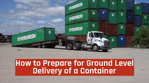 100 Steel Shipping Crates Ground Level Delivery Of A Container Western Container Sales 720p