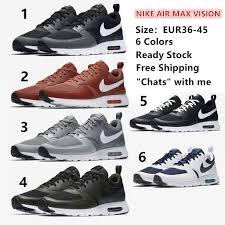 100 Original Vision Authentic Nike Air Max Men Shoes Women Sneak