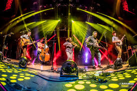 Bathtub Gin Phish Tribute Band by Infamous Stringdusters Cover The Dead Phish Daft Punk Mmj