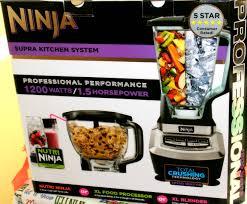 Ninja Blender Review Mega Kitchen System 1200 Watts