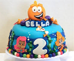 Bubble Guppies Cake Decorations by Bubble Guppies Cake Cakecentral Com