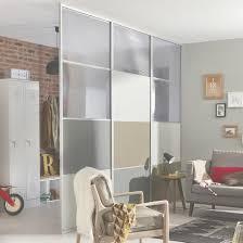 cloison chambre salon cloison pour separer une chambre cloison amovible chambre salon