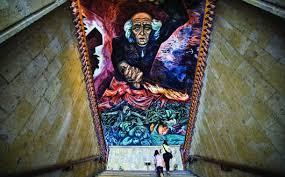 Jose Clemente Orozco Murales by 7 Lugares Para Admirar La Obra De José Clemente Orozco México