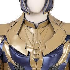Mens Thanos Costume Kit Thanos Men Kit Marvel Toys