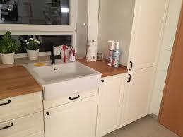 küche ikea landhausstil bodbyn cremeweiß in 30938 burgwedel
