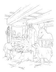 Bible Jobs Colouring Pages Page 2