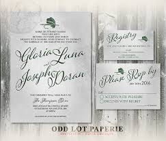 Fishing Printable Wedding Invitation And RSVP Lure