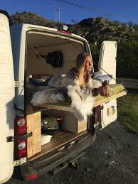 100 House Van Surf And Ride Norwegian Couple Transforms Van Into A House