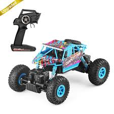 Geekper Electric RC Car - Off Road Remote Control Car RTR RC Buggy ... Rc Adventures Hot Wheels Savage Flux Hp On 6s Lipo Electric 18 Costway 110 4ch Monster Truck Remote Control Brushless Pro Top2 Lipo 24g 88042 Gptoys Cars S912 Luctan 33mph 112 Scale Hobby Rc 4wd Shaft Drive Trucks High Speed Radio Extreme Wltoys A949 Off Road Big Wheels Hsp 4wd Car Climbing Road Shredder Large 116 Wltoys A959 Nitro 118 24ghz