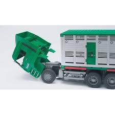 100 Cow Truck Transportation 2749 Building Blocks