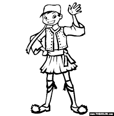 New Greek Coloring Pages Colorings Design Ideas