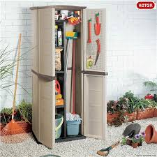 Keter Storage Shed Shelves by Keter Compact Shed Outdoor Storage Cabinet Crazy Sales