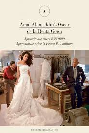 most expensive wedding gowns ever philippines wedding blog