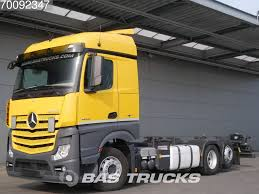 MERCEDES-BENZ Actros 2542 LS 6X2 Retarder Powershift Euro 5 German ...