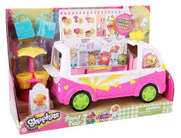Shopkins Scoops' Ice Cream Truck Playset | Bourne Toys Licks Ice Cream Truck Takes Up Post In Brentwood Eater Austin Chomp Whats Da Scoop Shopkins Scoops Playset Flair Leisure Products 56035 New Exclusive Cooler Bags Food Fair Season 3 Very Hard To Jual Mainan Original Asli Helados In Box Glitter Moose Toys And Accsories Play Doh Surprise