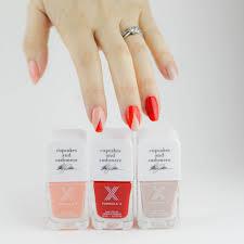 Sephora Nail Polish Formula X Color Curators Cupcakes And Cashmere