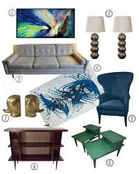 Mid-Century Modern Mix And Match Style Challenge