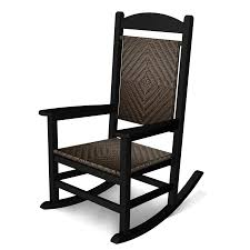 POLYWOOD Presidential Wicker Plastic Rocking Chair With Woven Seat ... Best Rated In Patio Rocking Chairs Helpful Customer Reviews Windsor Cottage Deluxe Rocker By The Yard Inc How To Buy An Outdoor Chair Trex Fniture Charleston Series Adirondack Recycled Plastic Highwood Classic Westport Federal Blue Endless Rocking Chair Dirk Vander Kooij Masaya Co Amador Pattern Manila Made Trade Pallet Wood Hand Made Farmhouse Style Etsy Livingroom Luxury Pair Of Vintage Painted Yacht Club Charcoal Black Modern From 100 Recycled Materials Off A Brief History Of One Americas Favorite