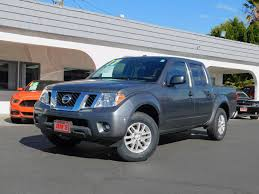 100 Used Nissan Frontier Trucks For Sale 2017 Crew Cab SV Backup