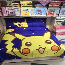Pokemon Bedding Twin Shipping Decorate With Pokemon Bedding Twin