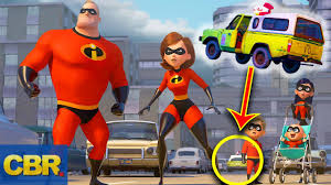 100 Pizza Planet Truck Incredibles The Only Thing Thats In Every Pixar Animated Movie