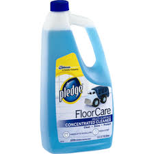 Pledge Floor Care Finish Canada by Floor Cleaners