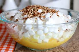 Pumpkin Fluff Recipe Cool Whip by Pineapple Fluff The Country Cook