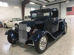 1934 Ford Pickup For Sale | ClassicCars.com | CC-963352 Barn And Old Trucks Google Search Old Trucks Pinterest 1934 Ford Truck 22500 By Streetroddingcom Dans Rod Shop Hot Rod Projects 1932 Pickup English Auctions Bb No Reserve Owls Head Transportation Rm Sothebys V8 Closed Cab Pickup Hershey 2012 Pick Up Street Youtube Classic Model B For Sale 1896 Dyler F 100 Custom Sale Gateway Cars 172sct Ford Truckdomeus 93247 Mcg 3 Window Coupe Window Coupe The
