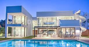 100 Villa In Exceptional New Modern Luxury In Puerto Banus Marbella