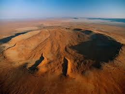 How Many Craters Are There On Earth