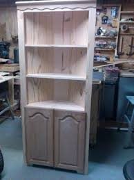 Pantry Cabinet Plans Corner Cupboard Dining Room Tutorials Pinterest