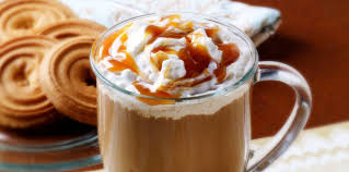 Caramel Mocha Coffee Recipe