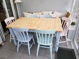 Pine Shabby Chic Extending Dining Table And 6 Chairs | In Braintree, Essex  | Gumtree Robin 5 Piece Solid Wood Ding Set Nice Table In Natural Pine With 4 Chairs Round Drop Leaf Collection Arizona Chairs In Spennymoor County Durham Gumtree Wooden One 4pcslot Chair White Hot Sale Room Sets From Fniture On Aliexpresscom Aliba Omni Home 2019 Table Merax 5pc Dning Dinette Person And Soild Kitchen Recycled Baltic Timber Tables With Steel Base Bespoke Hardwood Casual Bisque Finish The Gray Barn Broken Bison Antique Bradleys Etc Utah Rustic How To Refinish A Its Actually Extremely Easy
