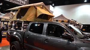 Sampson III Roof Top Tent For Pick Up Trucks At Sportman's Expo ... Truck Tent On A Tonneau Camping Pinterest Camping Napier 13044 Green Backroadz Tent Sportz Full Size Crew Cab Enterprises 57890 Guide Gear Compact 175422 Tents At Sportsmans Turn Your Into A And More With Topperezlift System Rightline F150 T529826 9719 Toyota Bed Trucks Accsories And Top 3 Truck Tents For Chevy Silverado Comparison Reviews Best Pickup Method Overland Bound Community The 2018 In Comfort Buyers To Ultimate Rides