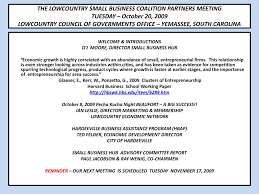 100 J Moore Partners PPT WELCOME INTRODUCTIONS D MOORE DIRECTOR SMALL BUSINESS HUB