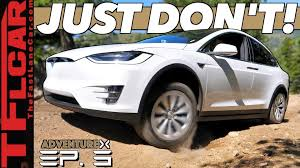 100 Rocky Mountain Truck Driving School How Does Tesla Model X Compare To Old SUV Up A