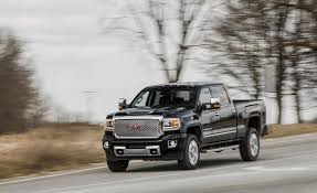 2017 GMC Sierra 2500HD / 3500HD | Fuel Economy Review | Car And Driver Ford Adds Diesel New V6 To Enhance F150 Mpg For 18 10 Best Used Diesel Trucks And Cars Power Magazine That Can Start Having Problems At 1000 Miles L86 Ecotec3 62l Engine Review 2015 Gmc Sierra 1500 44 Crew Cab How Buy The Best Pickup Truck Roadshow 2017 Nissan Titan Fuel Economy Car Driver 2016 Sport Ecoboost Review With Gas Mileage 2014 Delivers 24 Highway Pickup Flatbed 4x4 Commercial Truck Egypt 2500hd 3500hd