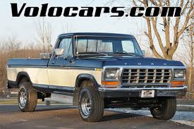 100 1979 Ford Truck For Sale F150 Volo Auto Museum