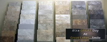 Tile Shop Coon Rapids Hours by Showroom Of Great Lakes Home Renovations