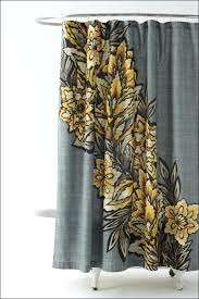 White And Gray Curtains Target by Grey Ombre Curtains Small Size Of Grey Ruffle Shower Curtain