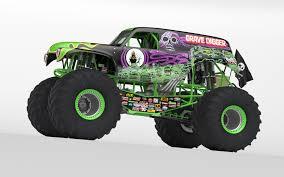 100 Gravedigger Monster Truck Grave Digger